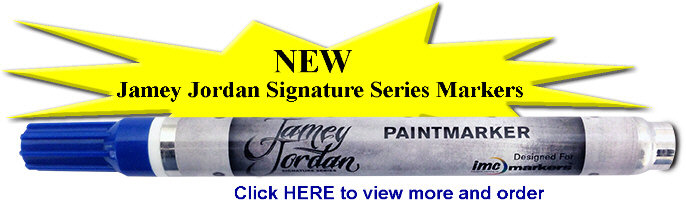 Jamey Jordan Signature Markers from IMC Marks